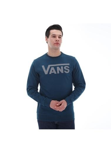 Vans Sweatshirt Lacivert